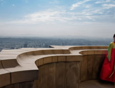 balcon Coreea de Nord