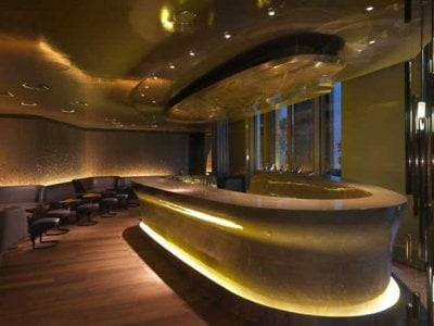 Bar 8, Mandarin Oriental,Paris