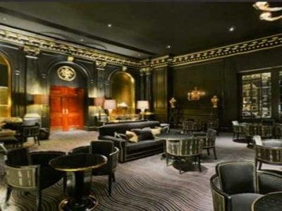 Beaufort Bar - Savoy Hotel, Londra