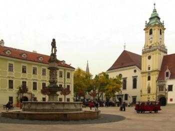 Bratislava centru
