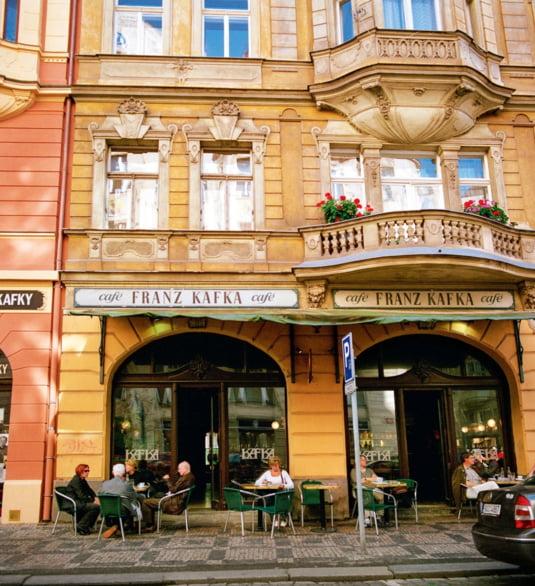 Cafenea Praga