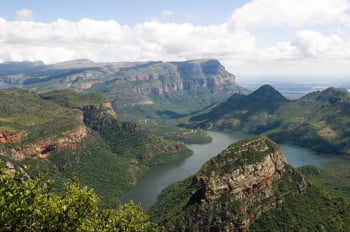 Canionul Blyde River Africa de Sud