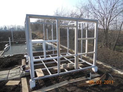 casa container structura