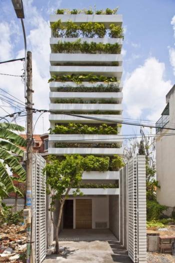 casa verde Vietnam