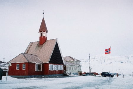 cea mai nordica biserica