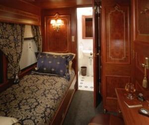 Cele mai luxoase vagoane de dormit din lume (Galerie foto)