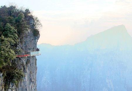 Cele mai periculoase 10 trasee si poduri pietonale (Galerie foto)