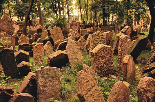 Cimitir evreiesc Praga