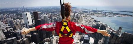 CN Toronto sporturi extreme