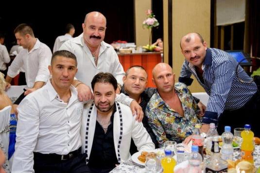 Corduneanu si Camataru la o petrecere