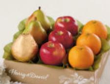 cos fructe cadou sarbatori