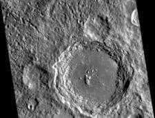 crater Lennon Mercur
