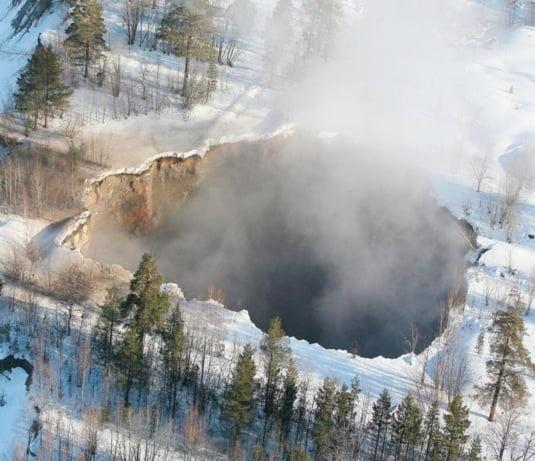 crater Suedia