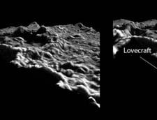cratere pol sud Mercur