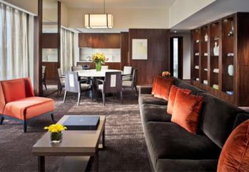 Cu ce sunt rasfatati clientii apartamentelor regale din hoteluri (Galerie foto)