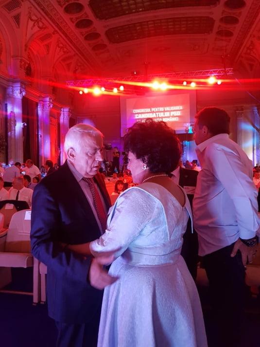 Daea la congresul de validare a Vioricai Dancila la prezidentiale