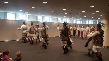 dans romanesc Parlamentul European