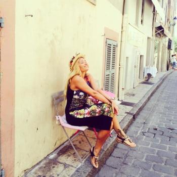 Delia Matache Coasta de Azur