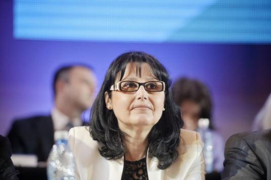Deputatul Steluta Cataniciu paraseste ALDE si se inscrie in partidul fondat de Dan Voiculescu