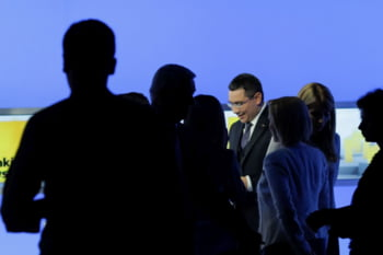 Dezbatere Ponta Iohannis