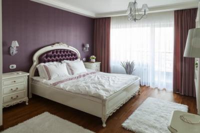dormitor comanda Mobila Simex