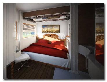dormitor rulota EleMMent Palazzo