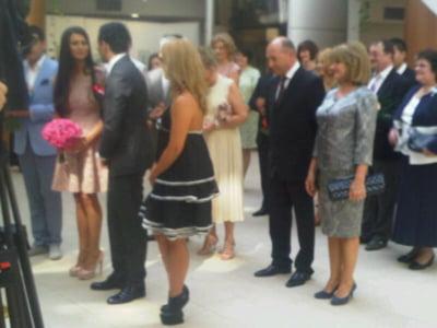Elena Basescu maritat nunta
