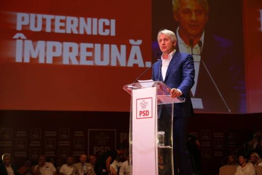 Eugen Teodorovici discurs la congresul PSD
