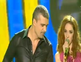 Eurovision 2015 Aurelian Temisan