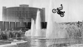 Evel Knievel coma