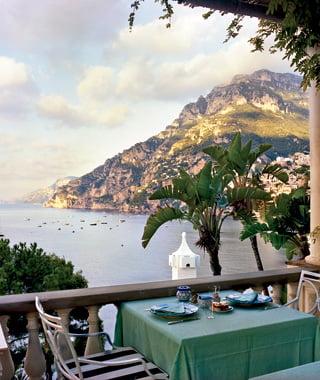 Farmecul hollywoodian al litoralului Italiei