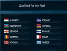 finaliste Eurovision