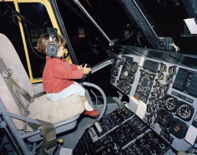 fiu JFK avion prezidential