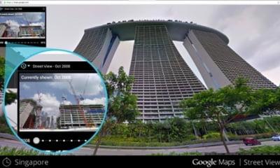 Google Street View Singapore