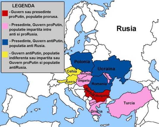 Vladimir Putin Doi Pasi De Vals Care Zguduie Europa De Est E