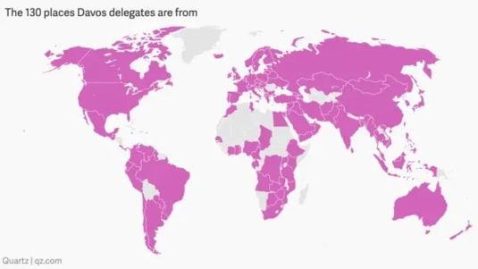 harta tari Davos