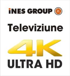 iNES GROUP anunta testarea cu succes a televiziunii 4K/UHD!