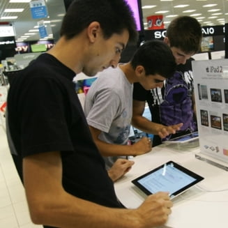 iPad 2 s-a lansat oficial in Romania