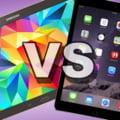 iPad Air 2 contra Samsung Galaxy Tab S 10.5 - Cine e regina tabletelor?
