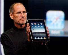 iPad-ul lui Steve Jobs, ajuns pe mana unui clovn din San Francisco