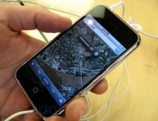 iPhone, vandut ilegal in Carrefour Orhideea