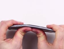 iPhone 6 Plus se indoaie: Prima declaratie oficiala de la Apple