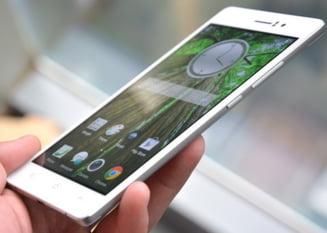 iPhone 6 si Galaxy S5, depasite. Un nou cel mai subtire smartphone din lume (Video)