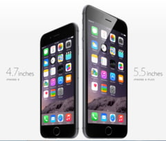 iPhone 6 si iPhone 6 Plus: Cand vor fi disponibile la operatorii de telefonie din Romania