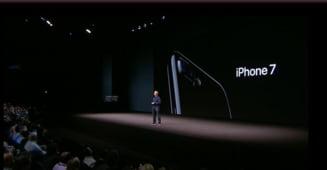 iPhone 7 a fost lansat oficial. Noutatile cu care Apple a surprins pasionatii de tehnologie (Galerie foto&Video)