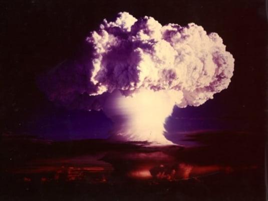 Imagini cutremuratoare ale testelor bombelor atomice efectuate de SUA (Galerie foto)