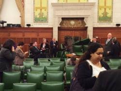 Impuscaturi Parlamentul Canadei