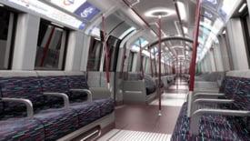 interior nou metrou Londra