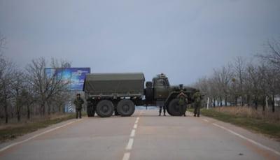 Interventia Rusiei in peninsula Crimeea