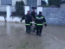 inundatii SIbiu pompieri